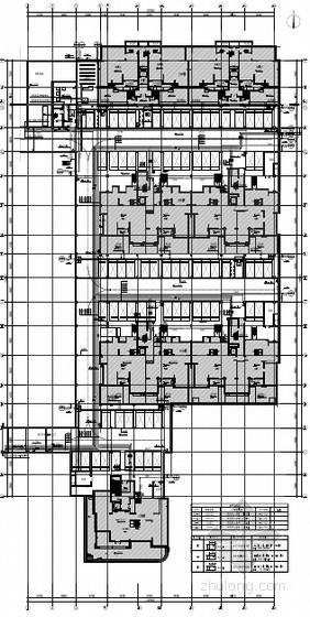 [河南]多层住宅给排施工图(CAD加PDF格式 附计算书)