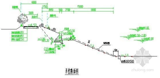 [上海]综合交通枢纽水系整治工程施工组织设计