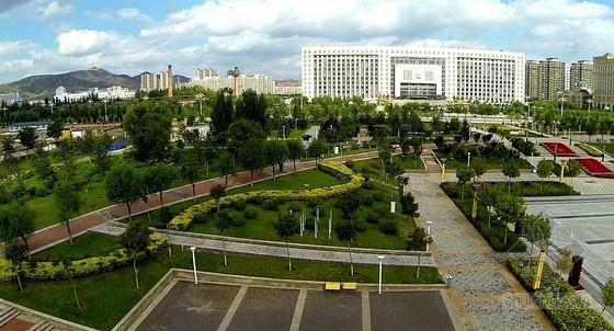 [江苏]市政市民广场建设工程监理规划(包含绿化 景观)