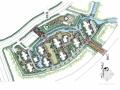 [江苏]现代花园式住宅景观规划设计方案