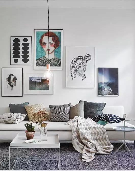 温馨照片墙丨ideasfortheHouse_10