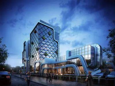 重庆将建全球最大室内停车场 可容纳14000辆车