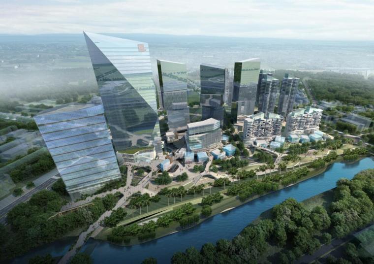 南联圳某片区建筑方案文本更新项目PDF(117页)