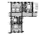 【上海】高端酒店套房整套CAD施工图