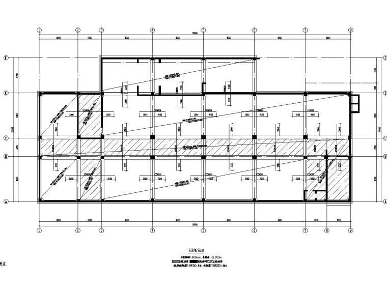 安徽学校地下室建筑结构施工图纸_1