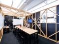数字媒体中心办公室装修 用黑白灰诠释简约时尚
