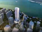 [合集]3套高层幕墙立面知名办公大厦建筑设计方案文本