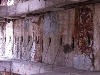 地铁地下连续墙接头的处理方法