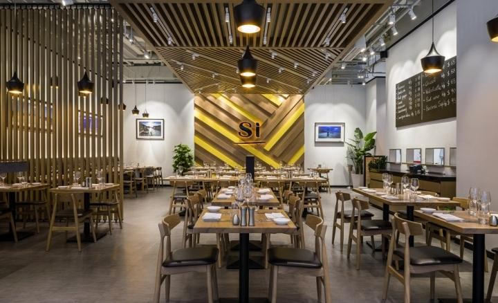 香港简式意大利餐厅