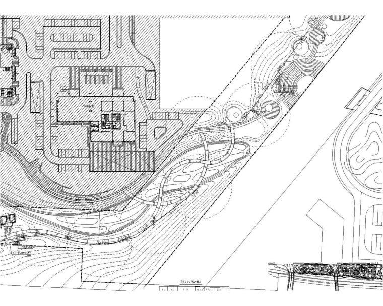 [常州]经济园景观工程喷泉公厕给排水施工图(大院)