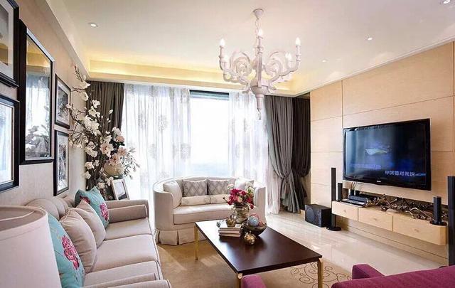 132平现代欧式风格,尊贵奢华、美丽如花!