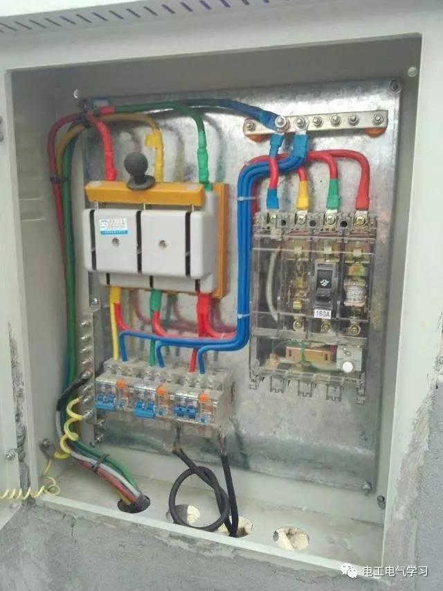 配电箱的用途及作用