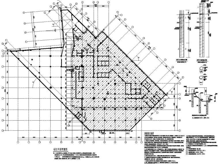 人民医院外科综合大楼及裙房连廊全套图