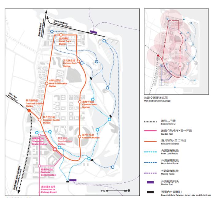 [上海]蓝色港湾旅游区概念性景观规划设计_6