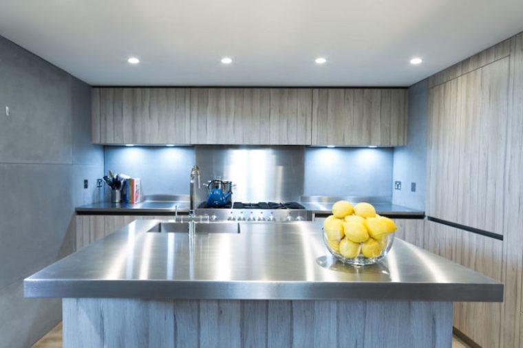 干净精致的靓丽厨房