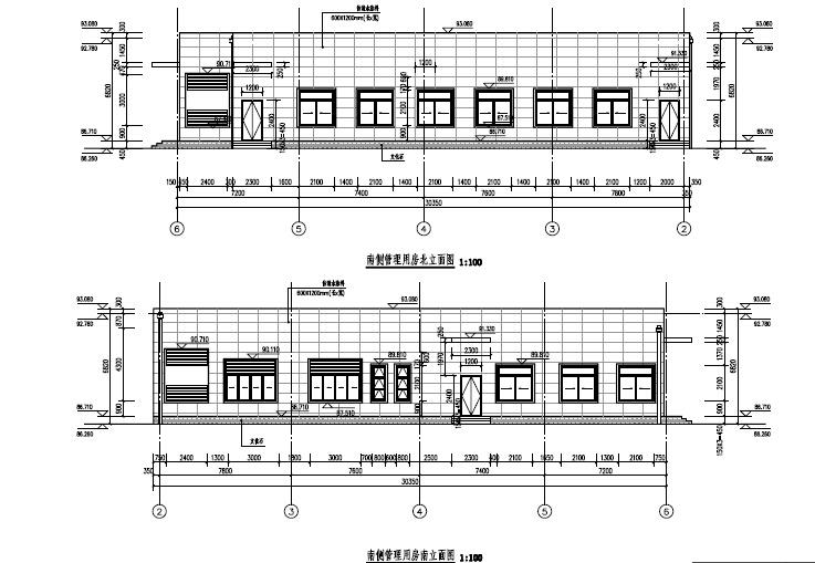 [河南]双向八车道单孔双孔矩形隧道地下道路及地下附属建筑设施设计图948张_8