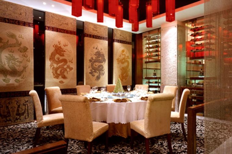 [陕西]西安皇陵酒店室内装修方案