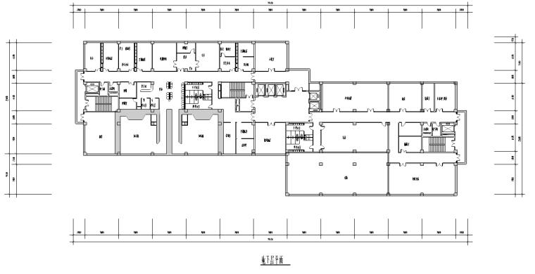 [广东]绍兴人民医院规划方案设计施工图