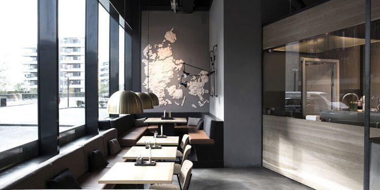简单的生活方式—丹麦PALÆO健康快餐店设计