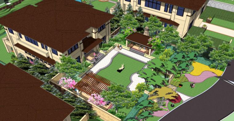[山东]世界园艺博览会配套酒店景观设计(欧式风格)_7