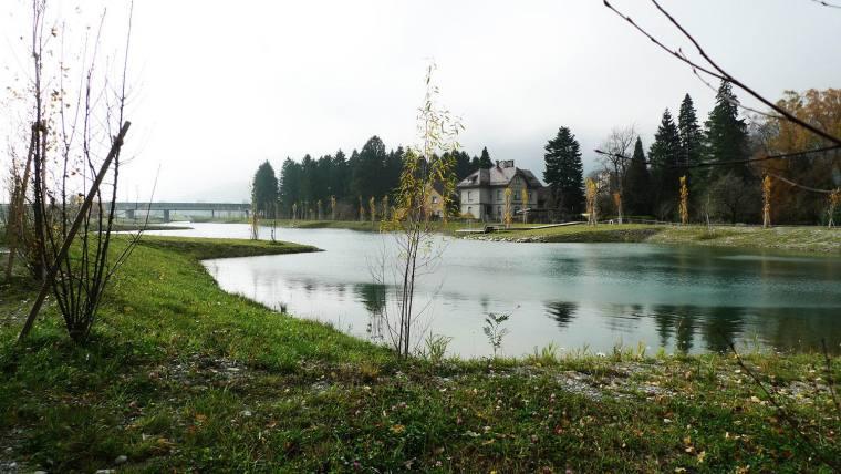 瑞士LowerFactoryPond水系环境修复-17