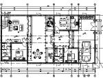 2套北方新式四合院建筑施工图(含效果图)