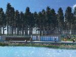 """[吉林]""""慢行绿道""""生态休闲旅游度假城市景观规划设计方案"""