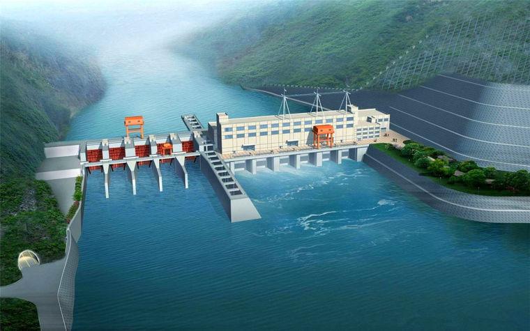 知名水电站引水发电系统土建及金属结构安装工程施工组织设计(共602页)