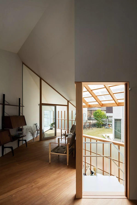 这些日本房子看着很简陋,但空间布局令人咋舌!_21