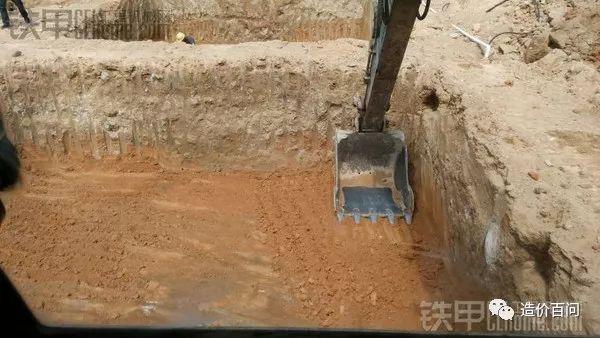 基坑的施工过程以及土方计算方法_8