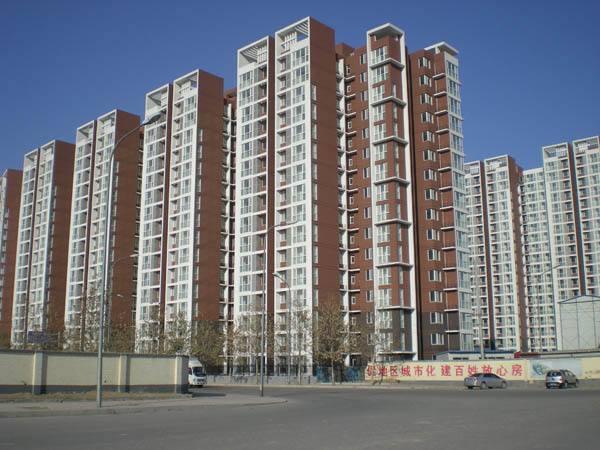 [北京]十八层住宅小区给排水及暖通工程施工方案