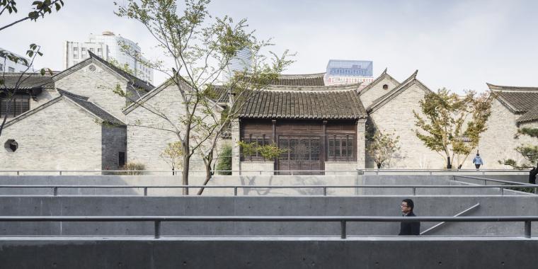 徐州现代语境表现的城墙博物馆外部实景图 (3)