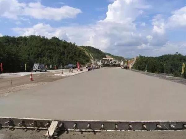 水泥混凝土旧路面的改造技术
