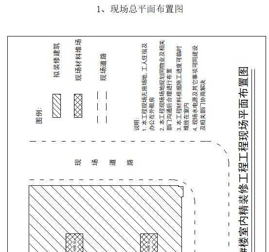 北京高层住宅室内精装修施工组织设计(高档社区,共197页)_4