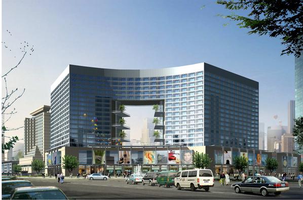 [山东]济南市经十路景观规划设计方案文本