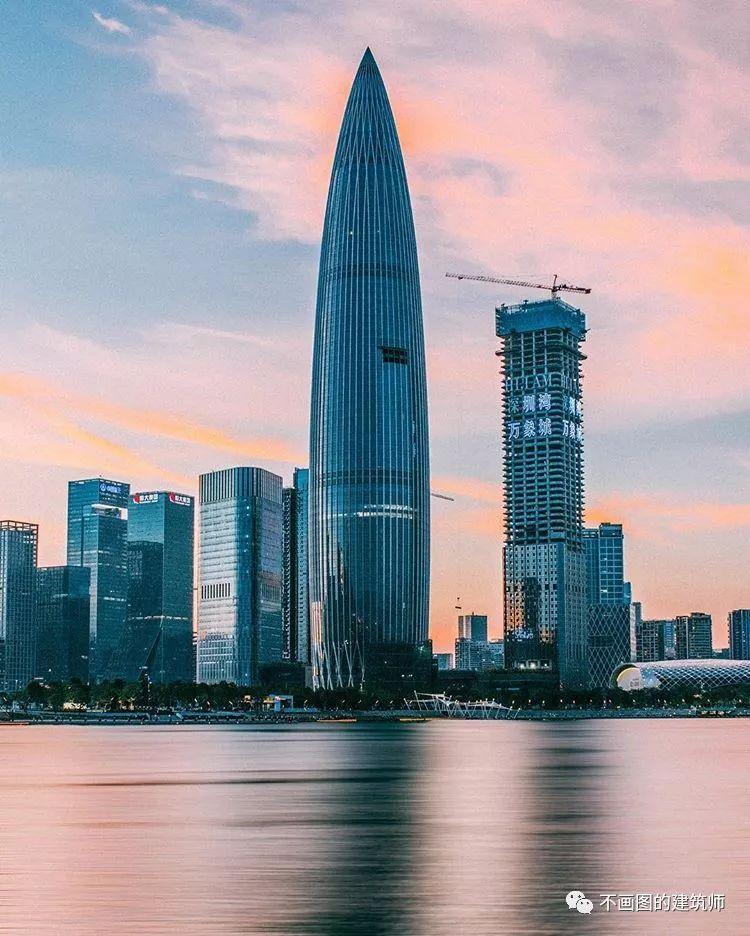 改革开放40年,盘点深圳历史上最重要的10栋超高层_75