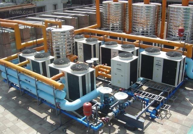空气能热泵冬季防冻方法与案例分析