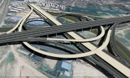 infraworks桥梁模型资料下载-互通桥梁BIM实施整体思路