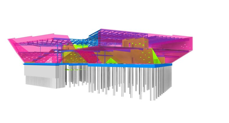V_A_Dundee_-_Drawing_09_-_Structural_model_©Arup
