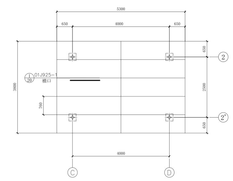 彩钢棚架-凉棚全套CAD设计图