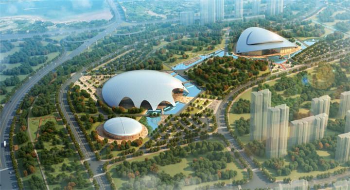 [合集]海绵城市景观设计施工图图集(3套)
