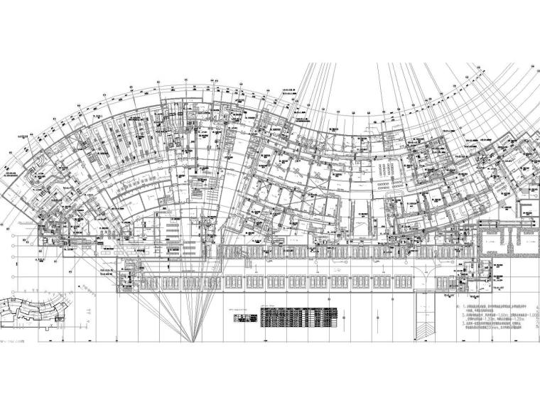 [重庆]高层医院空调通风防排烟系统设计施工图(多联机系统)