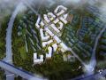 [南京]总部基地规划方案文本(含公寓、18班小学、办公等功能)