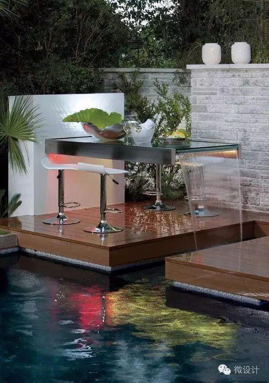 有了院子,一定要造一个水景_7