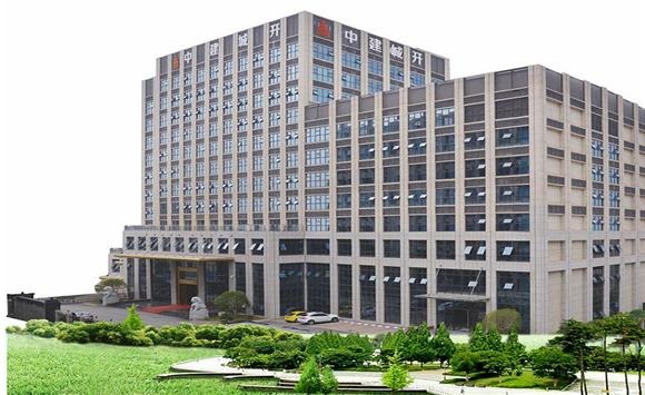 [江西]中心商业楼BIM技术应用(施工模拟展示)