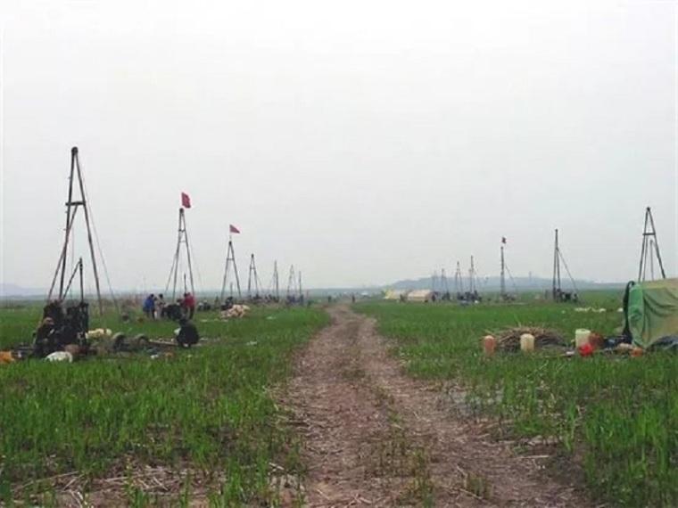 岩土工程地质勘查技术改进方法