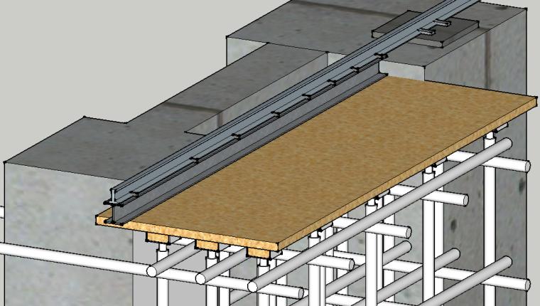 黄山北站大跨度螺栓球网架累积滑移施工技术