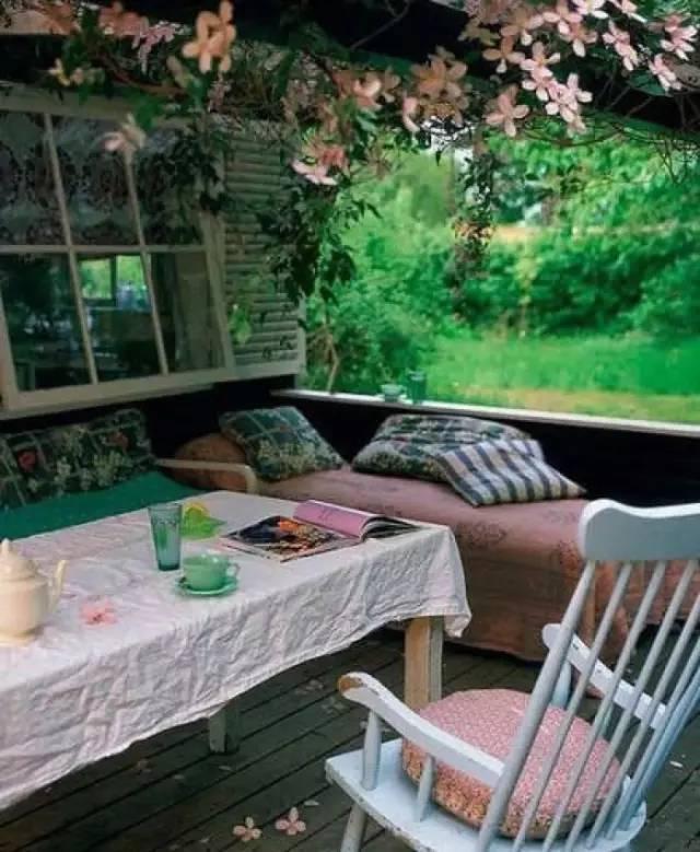 你真正需要的,也许只是一个小院,看繁花爬满篱笆_19