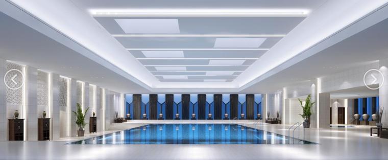 高端奢华酒店设计方案效果图(含3D模型)_3