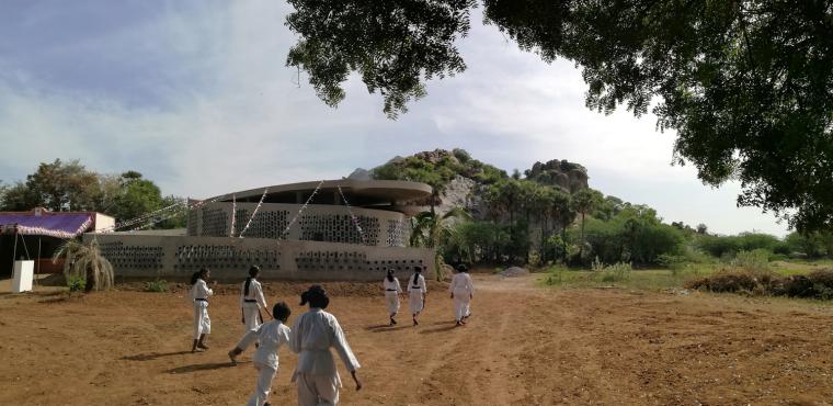 印度原生态社区中心-3